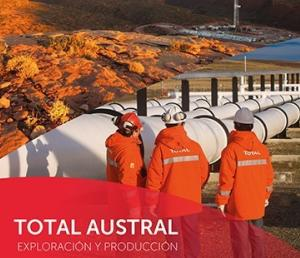 Discover Total Austral's activities.